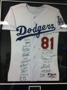 1981 World Series Jersey