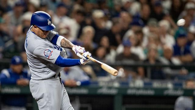 Machado Homers Twice; Sparks Dodgers' Offense