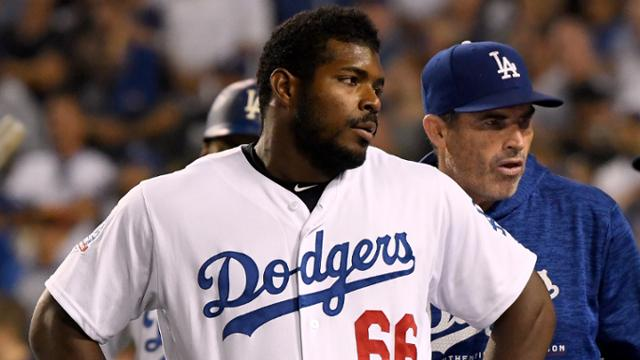 Puig Suspended For Fight; Hundley Only Fined